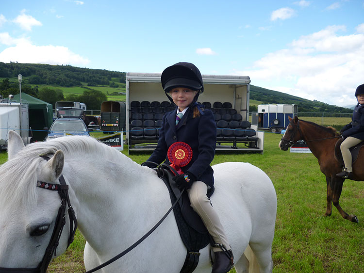 Aberfeldy Show Horse Events